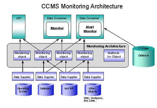 CCMS Monitoring Architecture
