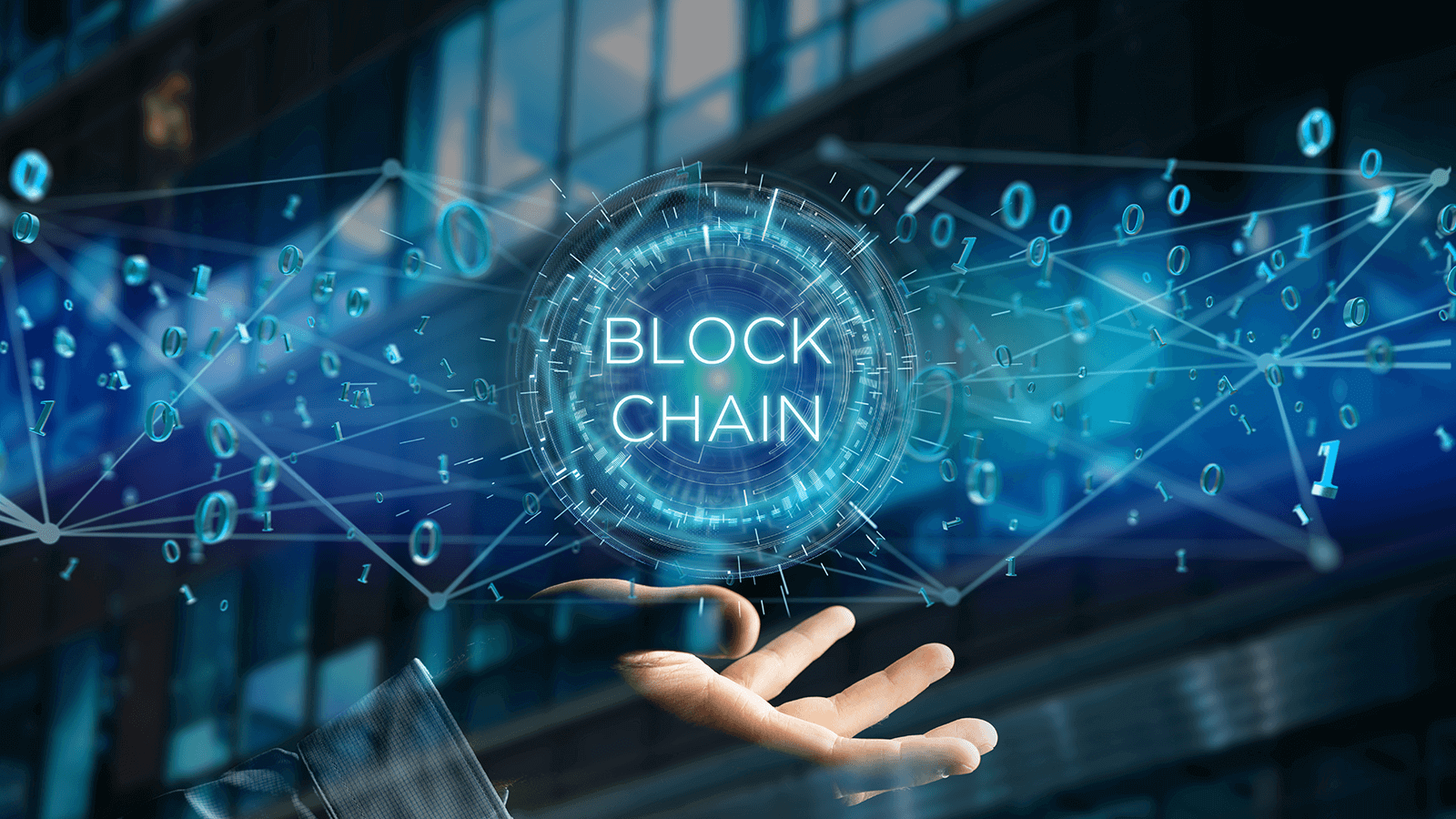 Blockchain 101 – The Next Big Shift in Technology