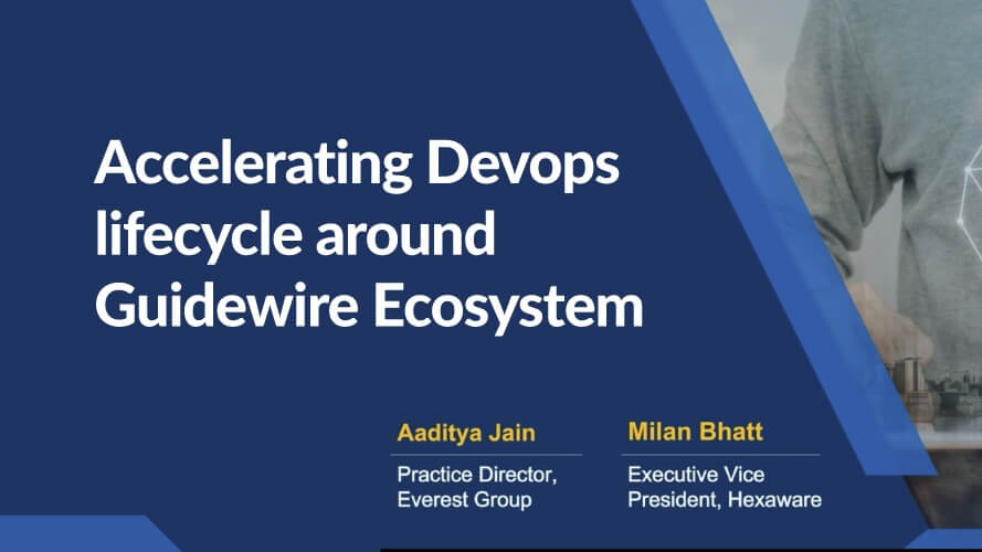 A Guided tour of the DevOps lifecycle around the Guidewire Ecosystem