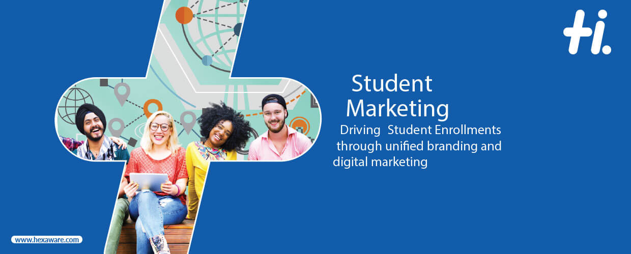Student Marketing Through Unified Branding And Digital Marketing