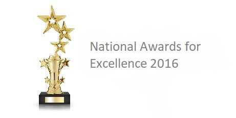 National Awards for Excellence 2016