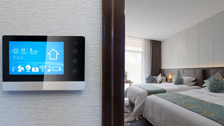 Automated Future of Casinos & Hotels