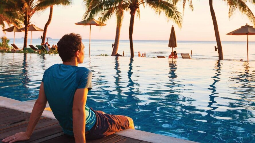 End to End IT Outsourcing for one of the Leading Luxury Resort in Middle-East