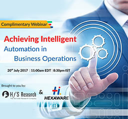 Achieving Intelligent Automation in Business Operations