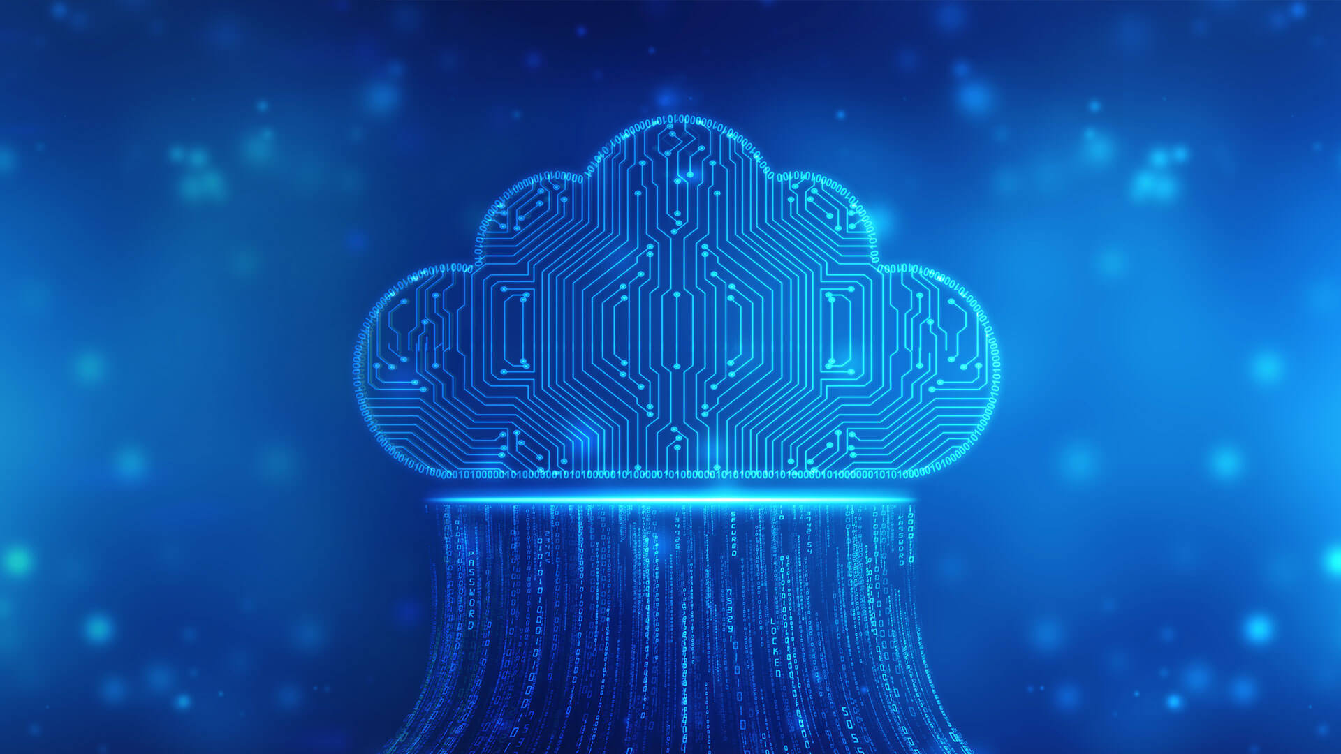What is the business value of cloud computing?