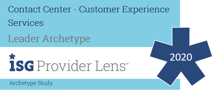Hexaware Named Leader, Automation Embracer Archetypes, in the ISG Provider Lens™ Contact Center- Customer Experience Services study