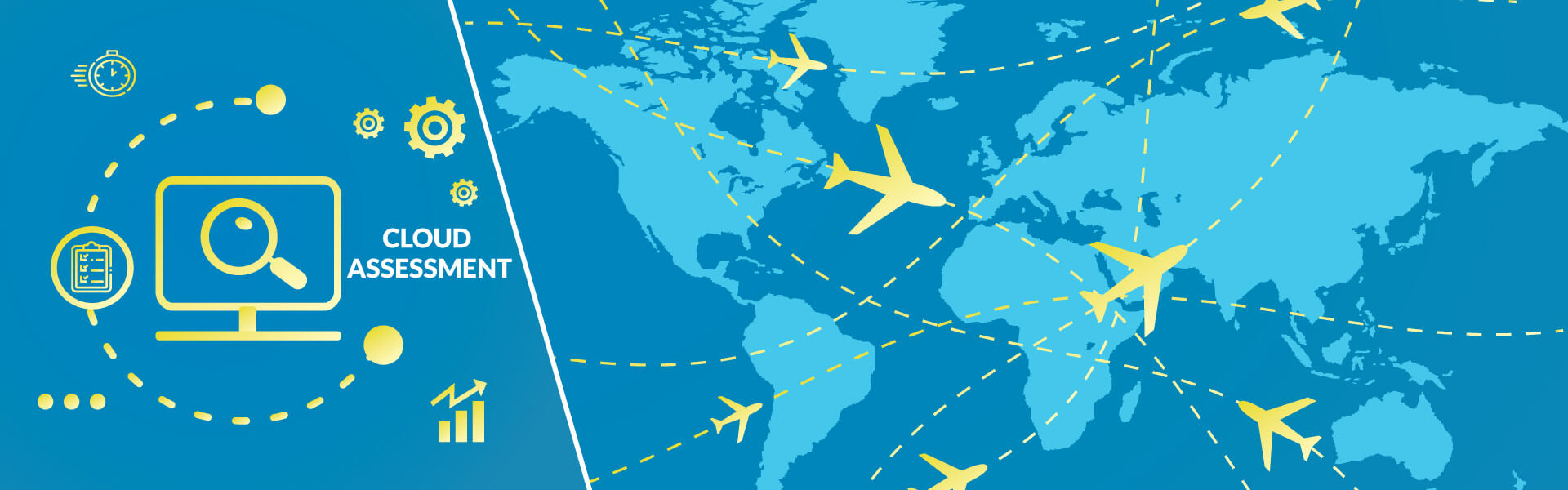 Application Portfolio Assessment for Rapid Cloud Migration for a Leading Airlines Firm