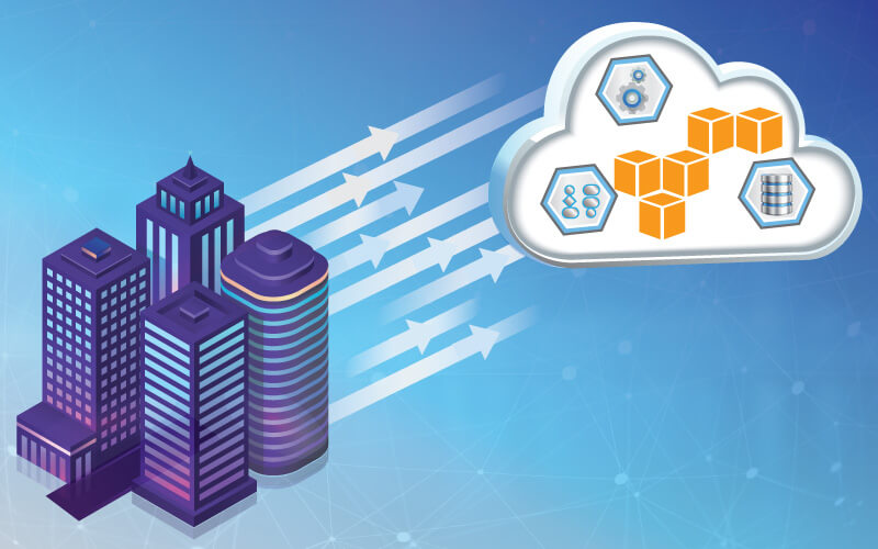 An Easy 5-step Journey for On-premises Application Cloud Migration to AWS