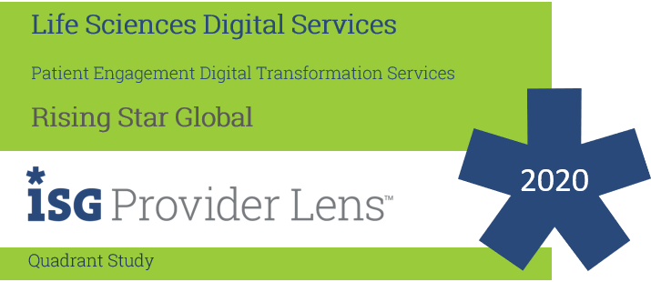 Hexaware Named Rising Star Global in the ISG Provider Lens™ Life Sciences Digital Services Report, 2020