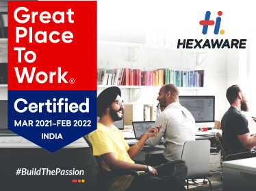 Hexaware Technologies is Great Place to Work – certified™